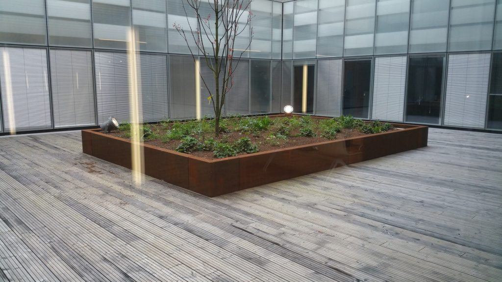 AMENAGEMENT PATIO